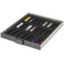 Lindner Sammel-/Präsentationsbox für 21 schweizer Taschenmesser