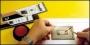 Hawid-Streifen 210x25mm schwarz Nr. 1025 gelbe Verpackung per 25