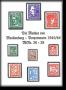 Köhne, Thomas Die Marken von Mecklenburg-Vorpommern Mi.-Nr. 20-2