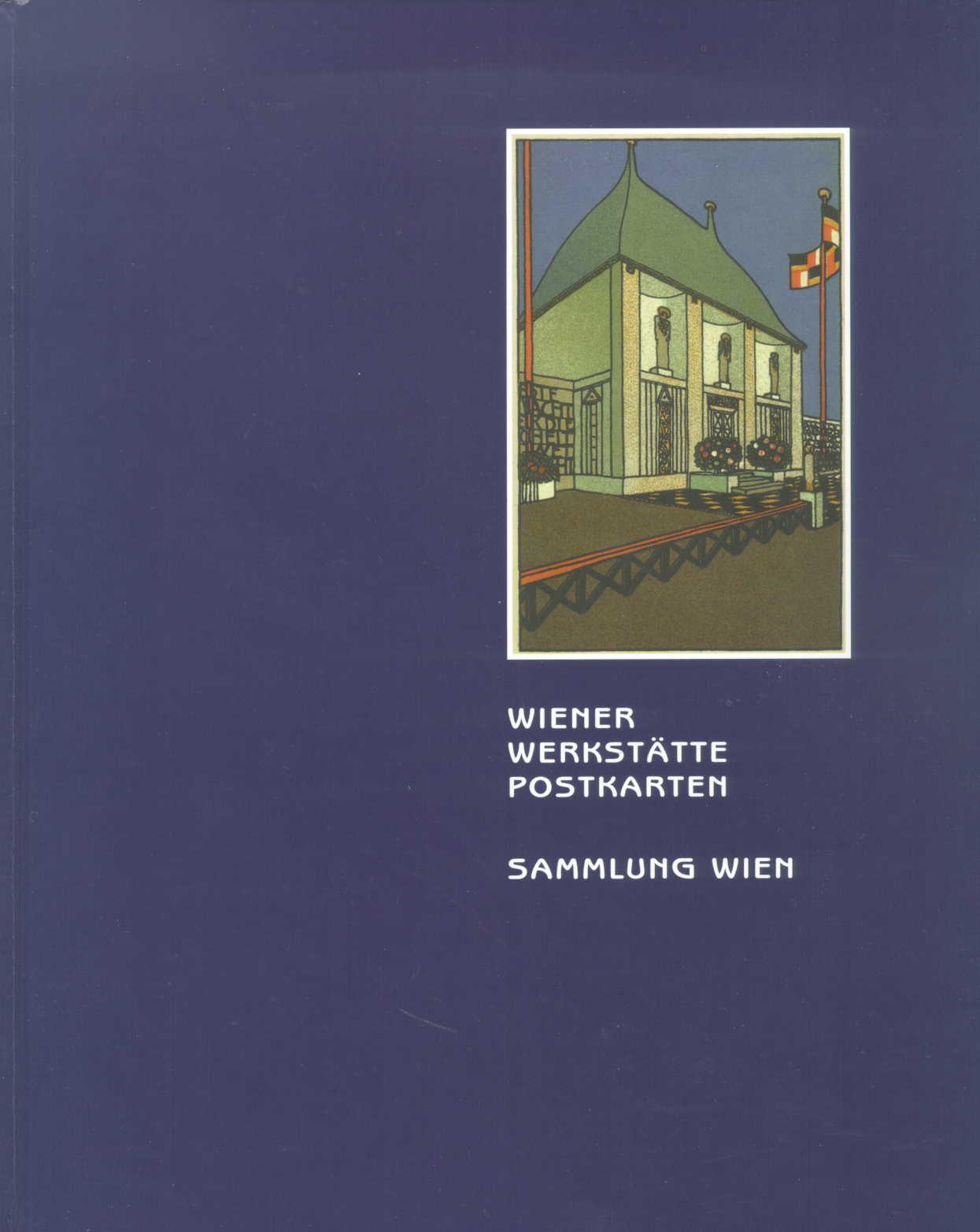 Weissenböck Katalog Postkarten Wiener Werkstätten ? Sammlung Wie