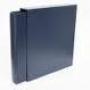 Safe Schutzkassette blau Nr. 7371 für Münzenset-Album Ringbinder