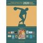 (COB/OCB) Catalogue Officiel de Timbres-Poste de Belgique 2020