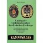 Haarcke Katalog der Uniformabzeichen der deutschen Freikorps 191