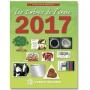 Catalogue Mondial les timbres de l'année 2017