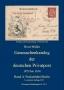 Horst Müller Ganzsachenkatalog der deutschen Privatpost 1873 bis
