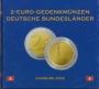 Leuchtturm Eindrückalbum 2-Euro-Gedenkmünzen Deutsche Bundesländ