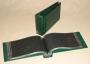 Kobra Briefalbum G3 Farbe schwarz mit 50 glasklaren Taschen