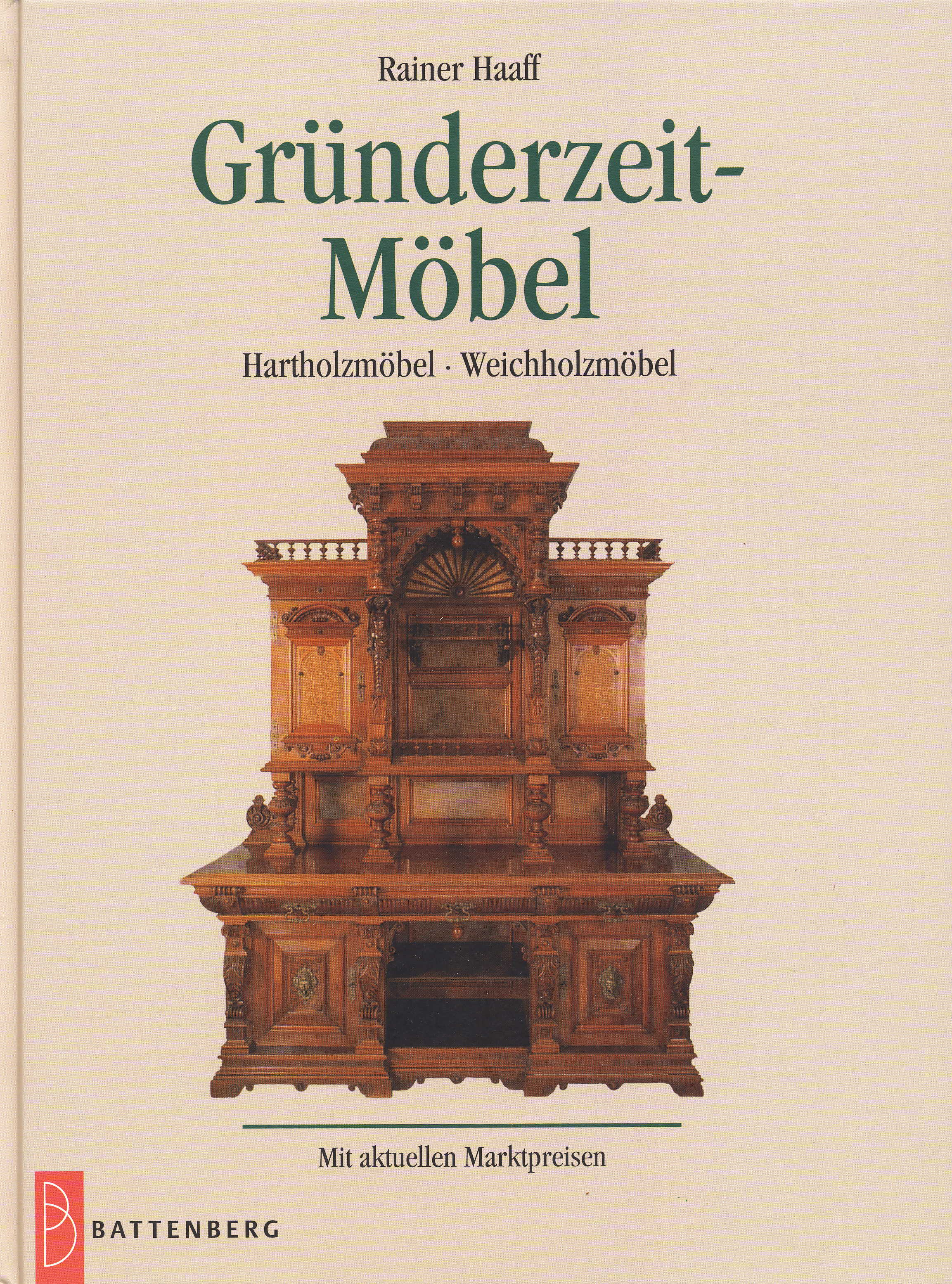 Haaff Gründerzeit-Möbel Hartholzmöbel-Weichholzmöbel