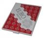 LINDNER Münzenbox für 2 Euro-Gedenkmünzen der Gemeinschaftsausga
