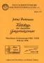 Oeleker Julius Bochmann Katalog der deutschen Gelegenheitsstempe