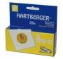HARTBERGER® Münzenrähmchen 17,5mm zum Heften Nr. 8330175 per 25