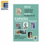 Edifil 2016 Catalogo Unificado de sellos de Espana y Dependencie