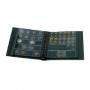 Safe Coin- Combi Münz-Album Nr. 864 mit 4 Blättern für 110 Münze