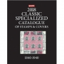 SCOTT 2018 CLASSIC SPECIALIZED CATALOGUE OF STAMPS & COVERS 1840