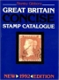 Gibbons Great Britain Concise Stamp Catalogue 1992