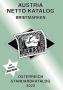 Austria Netto Katalog Briefmarken Österreich Standardkatalog 202