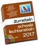 Zumstein Schweiz Liechtenstein 2017 BUCHFORM