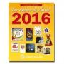 Catalogue Mondial les timbres de l'année 2016