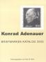 Konrad Adenauer Briefmarken-Motivkatalog