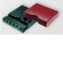 Schutzkassette OPTIMA-Classic CLOPKA Farbe weinrot