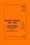 Bechtold/Ochsner Deutsche Inflation 1916-23 Die Abschiedsausgabe