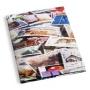 Leuchtturm Einsteckbuch STAMP 4/16 DIN A4 mit Briefmarken-Motiv,