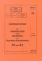Zenker Die Gebühren-Zettel für die Dienstbriefe der Eisenbahnges