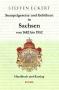 Eckert, Steffen Stempelgesetze und Gebühren in Sachsen von 1682