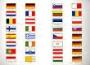 Leuchtturm Flaggenergänzungssatz für Leuchtturm-Albenversionen