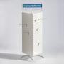 Leuchtturm Drehständer mit Lochplatte für Kleinpackungen