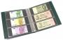 Kobra Banknotenalbum G13 Farbe grün im Großformat mit 20 dreiget