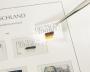 Leuchtturm Nachtrag Frankreich Selbstklebende Marken für Geschäf
