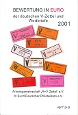 Fischer, Klaus/Schmitz, Egbert Systematik der R- und V-Zettel De