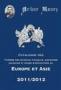 Maury Tome V Europe et en Asie 2011-2012 catalogue des timbres d