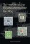 Multiprint Schweizerischer Eisenbahnmarken Katalog  1. Auflage 2
