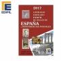 Edifil 2017 Catalogo Unificado de sellos de Espana y Dependencie