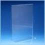 Acrylglasständer A4 für 1 Blatt DIN A4 322315