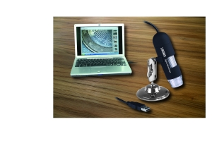 Lindner USB DIGITAL-MICROSCOPE 20 - 200-fach Nr. 7155