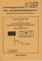 Bossert, Heinz Handbuch der Australischen Absenderfreistempel un