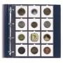Safe Spezialblatt für Münzrähmchen 67x67mm Nr. 434 per 5 Stück