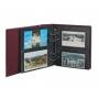 Lindner Postkarten-Album Multi collect Nr. 1300PK schwarz