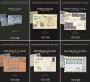 LE TARIFFE POSTALI ITALIANE 1862-2000 Opera Completa - 6 volumi