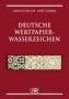 Keller/Lehrke Deutsche Wertpapierwasserzeichen