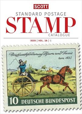 2020 Scott Standard Postage Stamp Catalogue - Volume 3 (G-I)