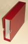 Kobra Schutzkassette G7K Farbe rot