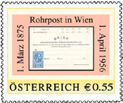 CD: Vienna's Pneumatic Post System (the Rohrpost) operated betw