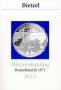 Dietzel Münzenkatalog Deutschland ab 1871 (2011)