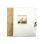 Safe Fotoalbum Natur-Papier Nr. 5758 31x31cm, 40 Seiten Fotokart