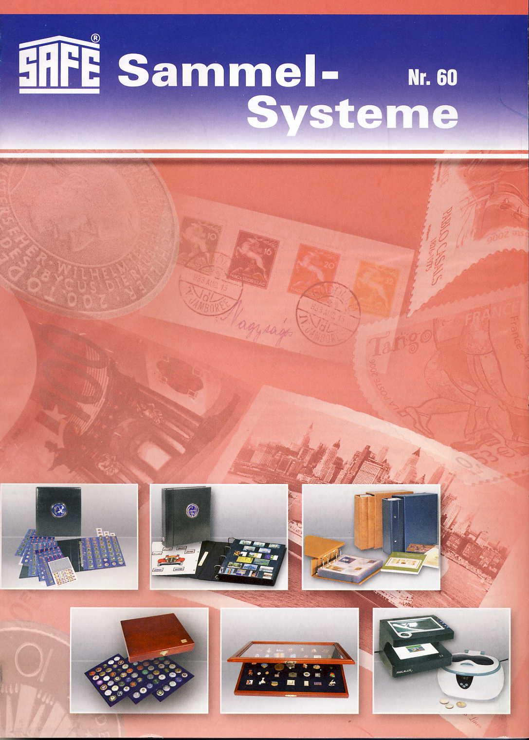 SAFE Verlagsverzeichnis Sammelsysteme Nr. 60 (2013)