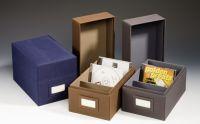 Leuchtturm Leuchtturm CD-Box für CDs und Fotos Farbe grau